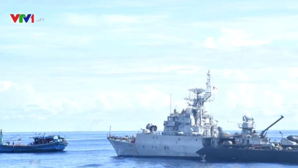 Đề nghị phía Indonesia trao trả ngư dân và tàu cá