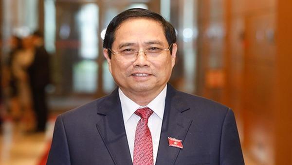 Tóm tắt tiểu sử tân Thủ tướng Chính phủ Phạm Minh Chính