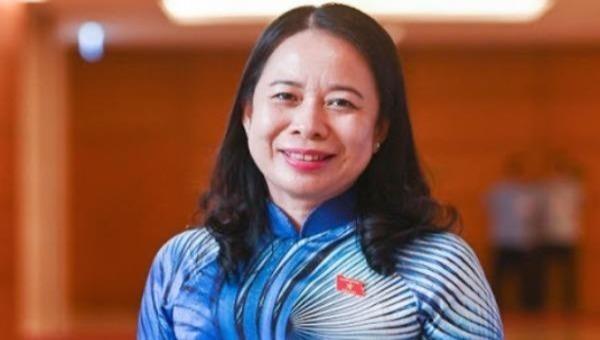 Giới thiệu Bí thư Tỉnh ủy An Giang để Quốc hội bầu Phó Chủ tịch nước