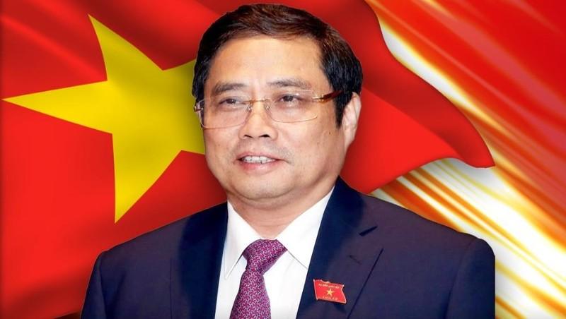 Thủ tướng Phạm Minh Chính được bầu giữ chức vụ Phó Chủ tịch Hội đồng Quốc phòng và An ninh