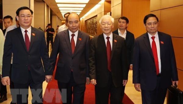 Tổng Thư ký Liên hợp quốc gửi điện chúc mừng Chủ tịch nước Nguyễn Xuân Phúc