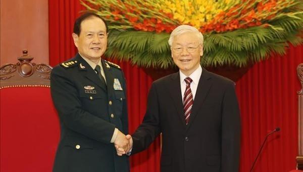 Quan hệ hợp tác giữa quân đội Việt Nam - Trung Quốc sẽ có bước phát triển mới