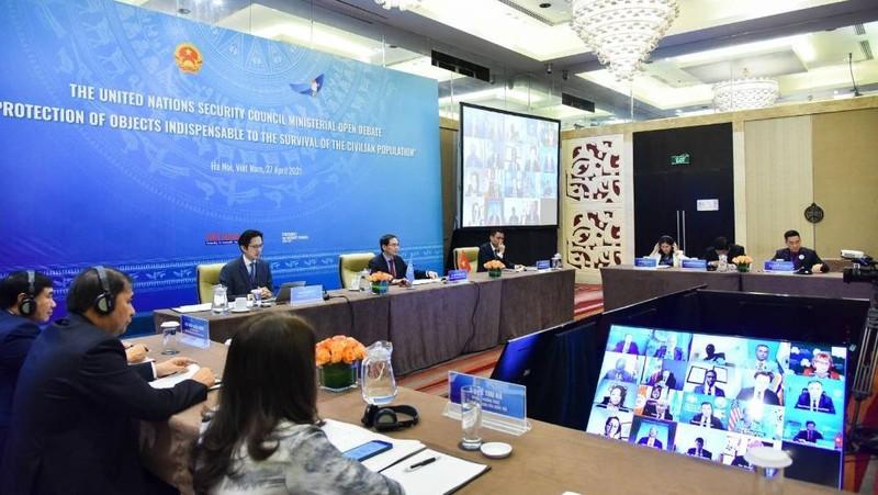 HĐBA thông qua Nghị quyết do Việt Nam đề xuất