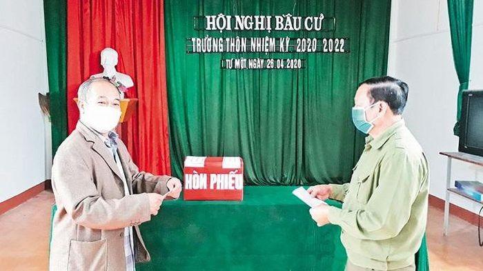 Cách làm hiệu quả của huyện Lục Ngạn để nâng tỷ lệ trưởng thôn là đảng viên