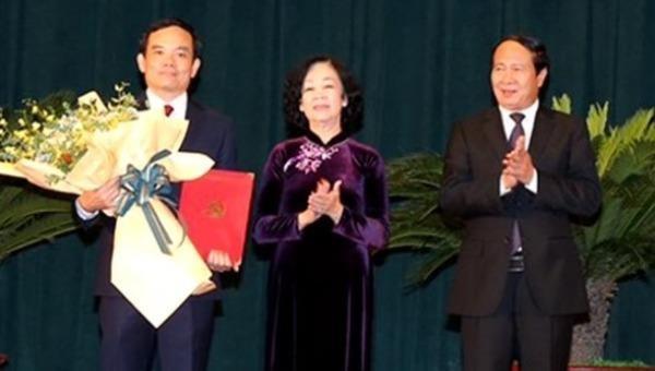 Công bố quyết định của Bộ Chính trị về lãnh đạo TP Hải Phòng