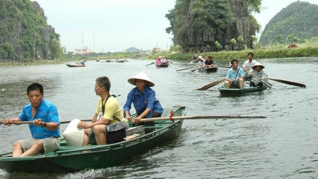 Du lịch Việt Nam bắt đầu chuyển hướng do những căng thẳng trên Biển Đông