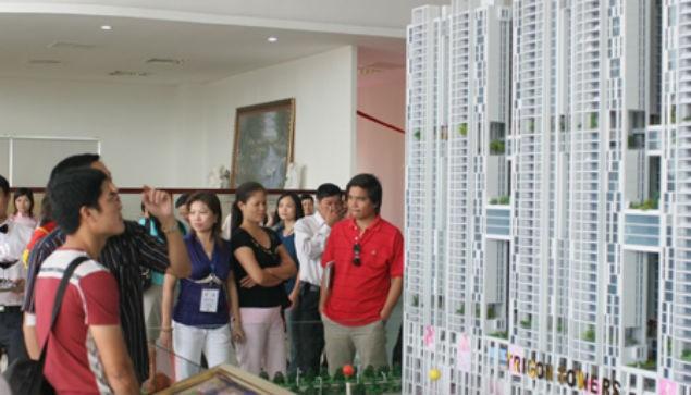 Ông Vũ Văn Phấn nhận định thị trường bất động sản đang ấm dần lên