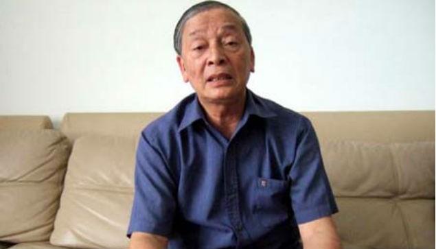 Ông Vũ Vinh Phú bày tỏ quan điểm về các doanh nghiệp Thái đang dần chiếm lĩnh thị trường. Ảnh Internet