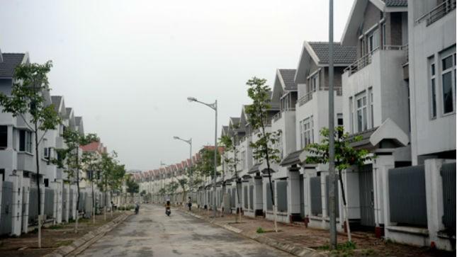 Dừng cấp phép nhiều dự án để giải quyết tồn kho căn hộ chung cư