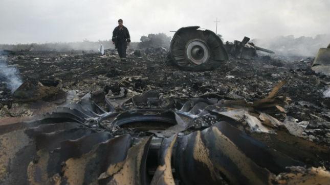 Vụ tai nạn máy bay kinh hoàng thứ hai của hãng hàng không Malaysia Airline trong năm 2014. Ảnh Reuters