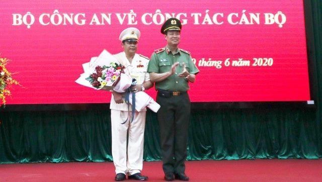Tiến sĩ, Đại tá Rah Lan Lâm giữ chức Giám đốc Công an tỉnh Gia Lai