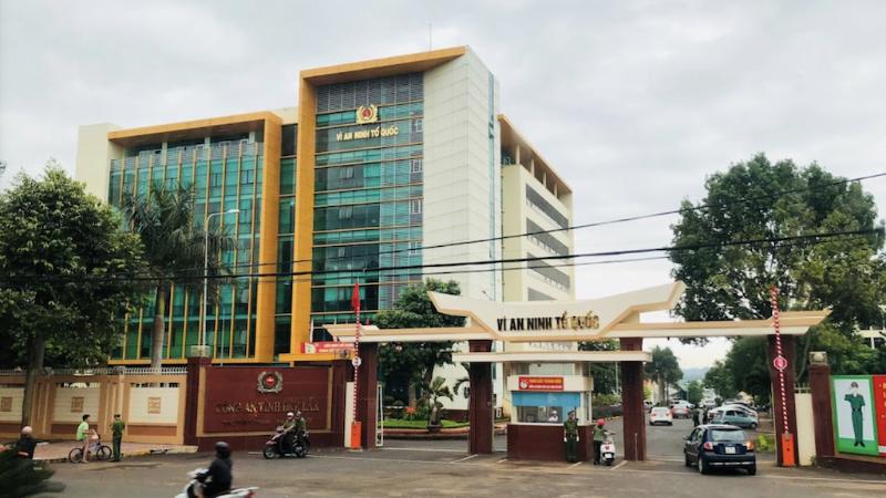 Công an Đắk Lắk thông tin về vụ bắt giảng viên Đại học Tôn Đức Thắng