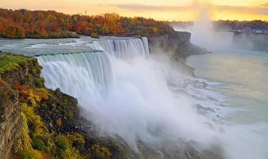 Bồng lai nơi hạ giới - Thác Niagara