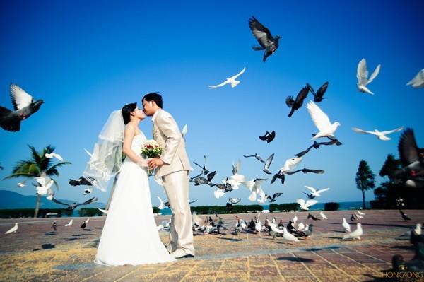 Đà Nẵng là địa điểm chụp ảnh cưới đẹp mê hồn tại miền Trung