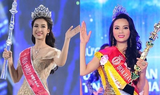 Kỳ Duyên khuyên tân Hoa hậu Đỗ Mỹ Linh hãy cẩn thận