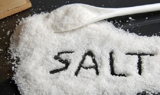 Mẹo cực hay với muối ít ai biết tới