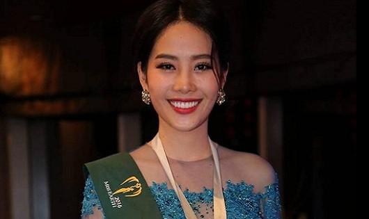 Thêm thành tích hứa hẹn Nam Em giành thứ hạng cao tại Miss Earth