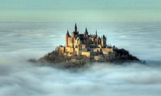 Ngắm những lâu đài đẹp như đi ra từ truyện cổ tích