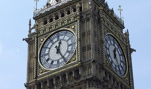 Sắp không còn nghe thấy tiếng chuông của tháp đồng hồ Big Ben