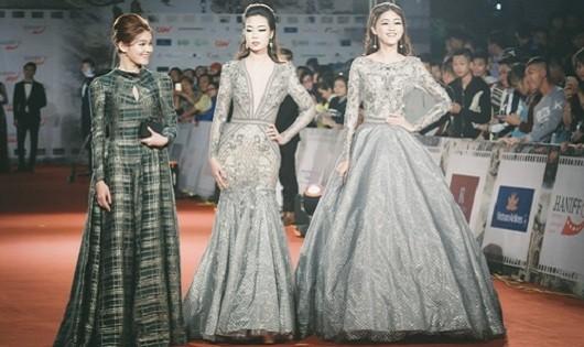 Dàn sao Việt lộng lẫy, quyến rũ trên thảm đỏ Liên hoan phim Quốc tế Hà Nội