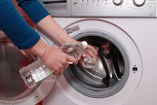 Kết quả hình ảnh cho mẹo làm sạch máy giặt