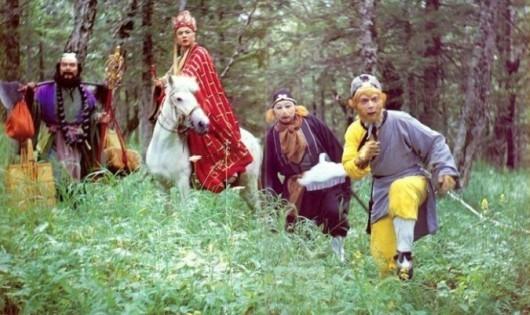 Những ca khúc kinh điển trong phim 'Tây du ký' năm 1986