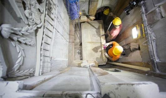 Tin 'nóng bỏng': Phát lộ hầm mộ ngầm an táng di hài chúa Giesu