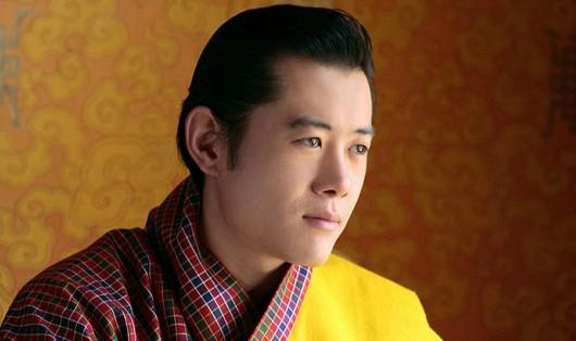 Nhà vua Bhutan và cuộc tình đẹp với cô gái thường dân