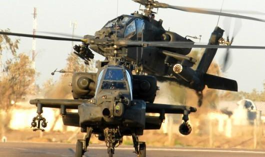 AH-64E - uy lực khủng khiếp nhất của Apache