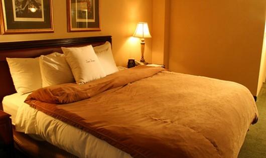 Cùng mẹ trang trí phòng ngủ cho mùa đông ấm áp