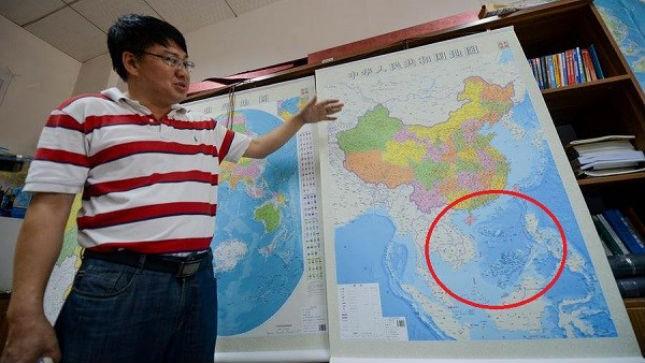 """Trung Quốc ngang ngược phát hành bản đồ """"nuốt chửng"""" Biển Đông"""