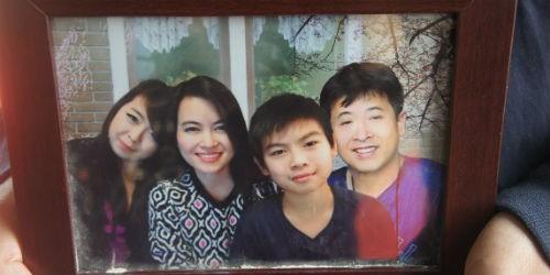 3 mẹ con người Việt tử nạn trong vụ MH17 đã yên nghỉ ở Lạc Hồng Viên