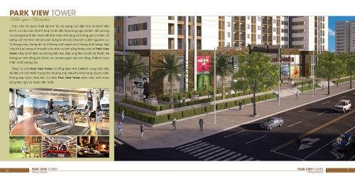 """""""Sốt"""" căn hộ tại dự án Đồng Phát Park View Tower"""