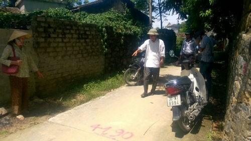 Vĩnh Lộc (Thanh Hóa): Khi Trưởng thôn lạm quyền