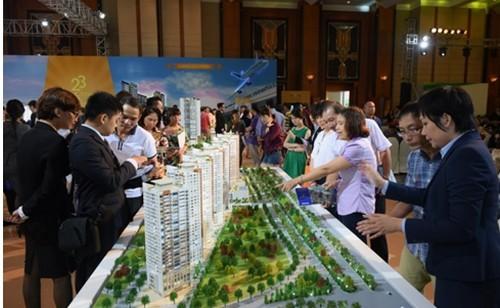 Thị trường bất động sản Hà Nội trong quý 3/2015 tiếp tục có những tín hiệu tốt về thanh khoản, bao gồm cả mảng nhà ở và phân khúc cho thuê.