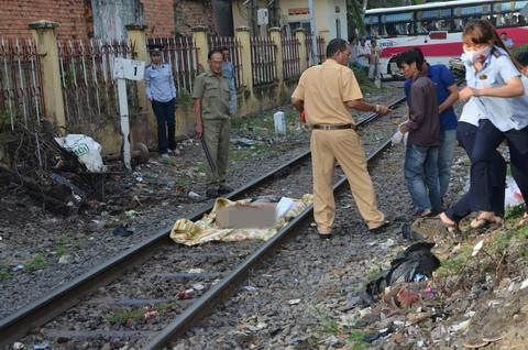 Một vụ tai nạn đường sắt khác xảy ra ở TP HCM