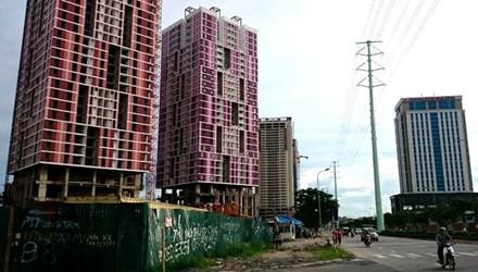Dự án Usilk city, Hà Đông Hà Nội chậm bàn giao nhà cho người mua từ năm 2012