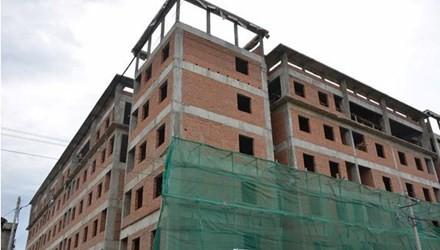 Bán nhà xây thô chưa hoàn thiện mặt ngoài sẽ bị phạt 300 triệu đồng
