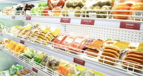 Lo ngại thực phẩm bẩn, người tiêu dùng chi tiền dùng hàng siêu thị