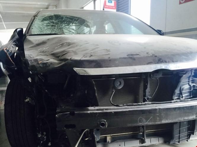 Nhiều trường hợp xe Toyota đâm nát đầu nhưng túi khí không bung - Ảnh minh họa