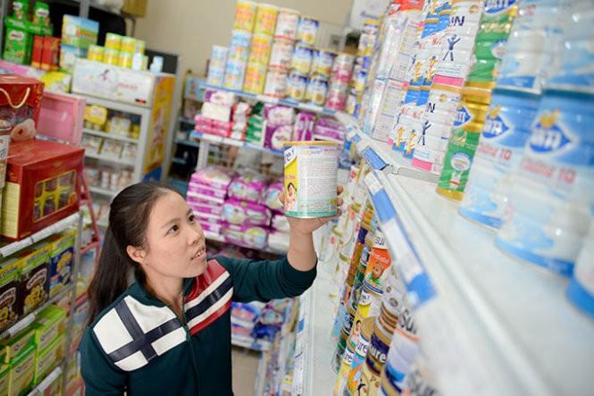 Phạt 220 triệu đồng với 6 doanh nghiệp vi phạm giá sữa