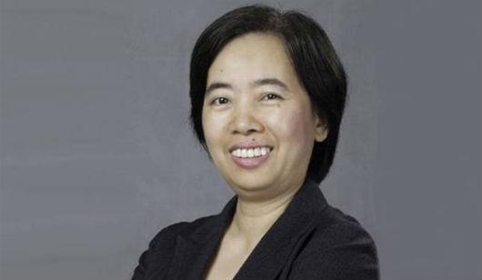 Bà Đàm Bích Thủy, cựu CEO của Ngân hàng ANZ Việt Nam