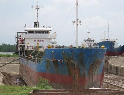 Hải Phòng: Nổ hầm tàu, 6 người bị bỏng nặng