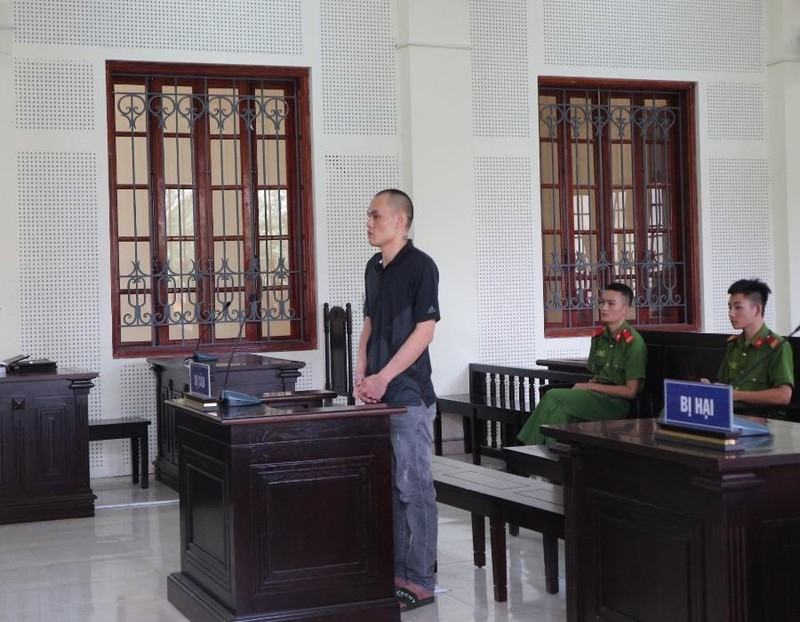 13 năm tù cho kẻ phạm tội mua bán trái phép chất ma túy và giết người