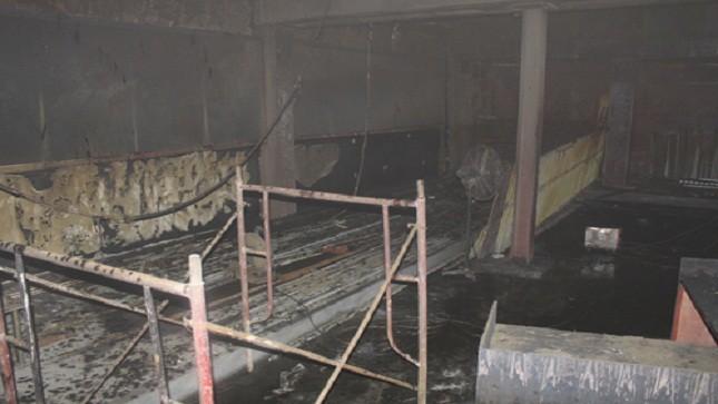 Khởi tố hình sự vụ cháy tại Zone 9