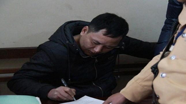 CSGT truy bắt cướp giữa Hà Nội như phim