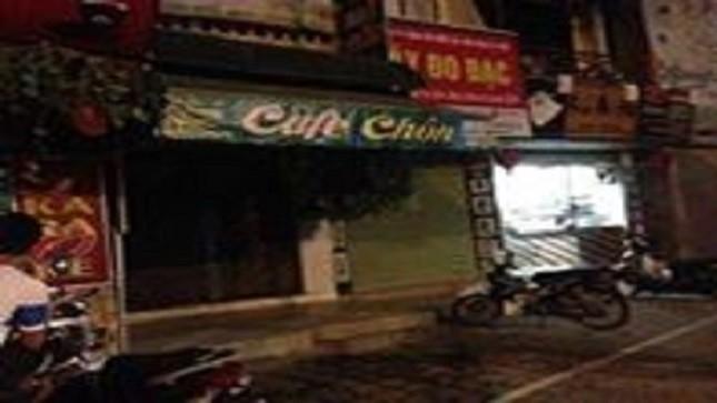 Hà Nội: Chủ quán cafe Chồn hành hung khách hàng