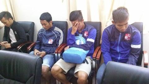 6 cầu thủ Đồng Nai có thể bị phạt tù từ 3 đến 10 năm tù