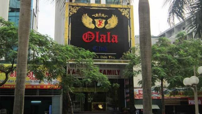 Hà Nội: Hỗn chiến trong quán karaoke Olala, một nam thanh niên tử vong
