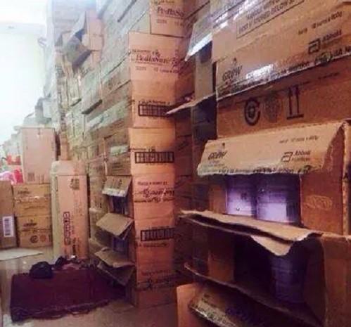 """Phát hiện 3.900 chai Ensure ghi rõ """"không được bán ở thị trường Việt Nam"""